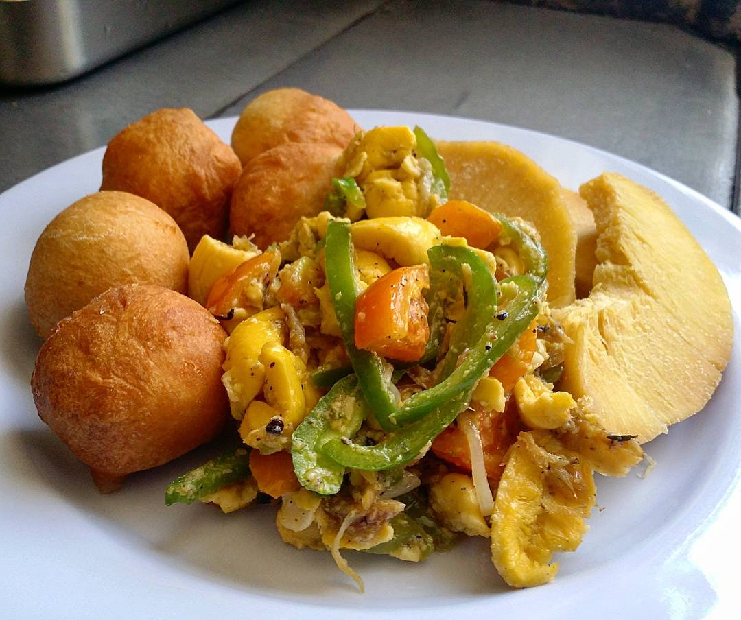 11 dishes you could prepare and eat with ackee and for Jamaican salt fish