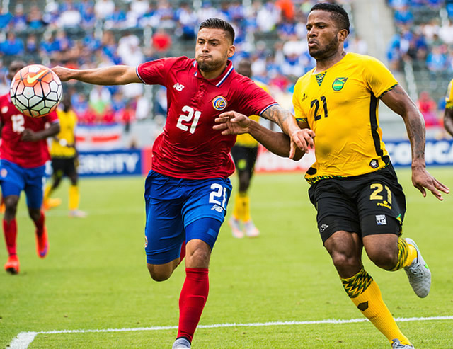 Costa Rica vs Reggae Boyz