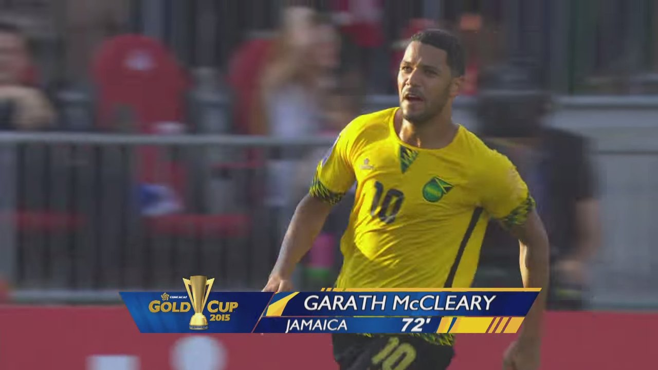 Garath McCleary