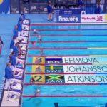 Atkinson Wins Silver In National Record At FINA World Championships 1