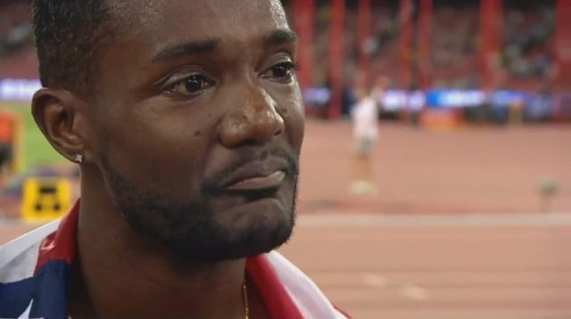 Gatlin fails to Qualify for Men's 200m Final at Rio Olympics