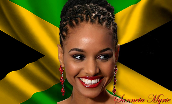 how to say beautiful in jamaican