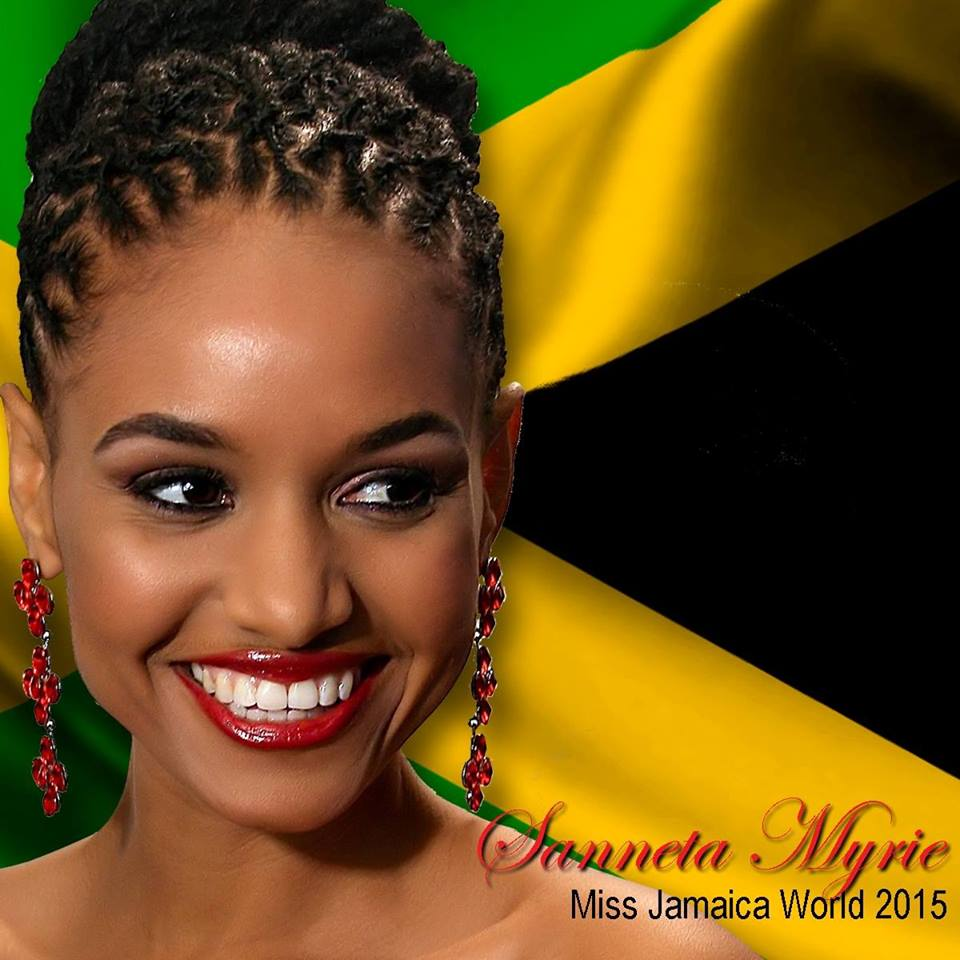 Miss Jamaica Becomes The 1st 'Miss World' Top 5 Contestant