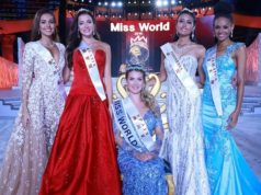 Miss Jamaica, Sanneta Myrie, Has Made Miss World Top 5