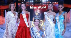 Miss Jamaica, Sanneta Myrie, Has Made Miss World Top 5