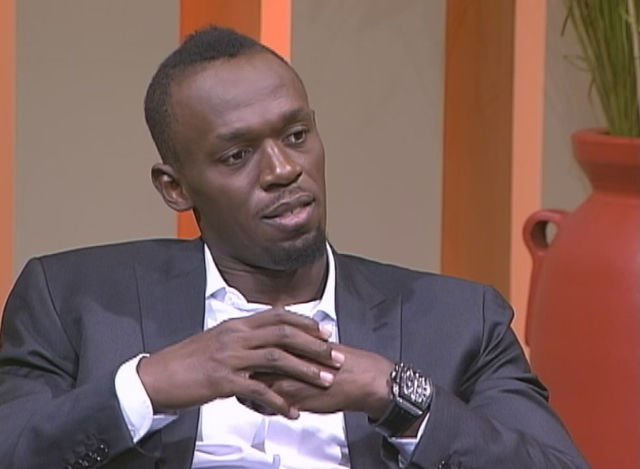 Usain Bolt Blushes: Talks 2-year Relationship with GF, Marriage, Kids