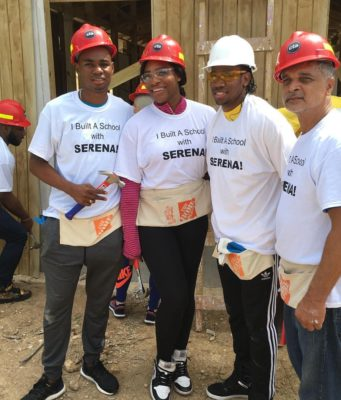 Serena Williams Builds Schools In Trelawny, Jamaica