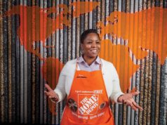 Jamaican, Ann-Marie Campbell, Named Executive Vice President of Home Depot's U.S. Stores