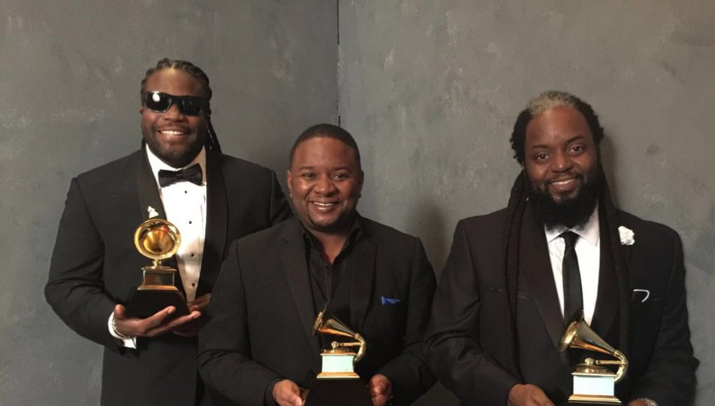 Morgan Heritage Wins Their First Grammy For Best Reggae Album.