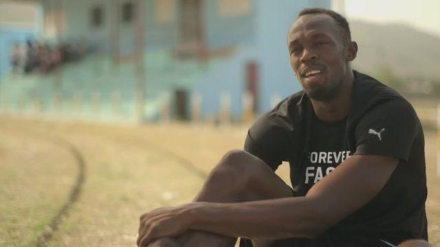 Usain Bolt Currently Filming a Major Documentary 'I Am Bolt'