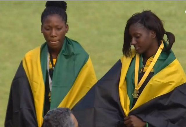 Jamaica Wins Gold, Silver in Girls' High Jump at Carifta 2016