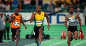 Asafa Powell Wins 60m, Makes History at IAAF World Indoor Championships