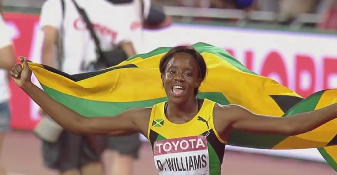 Jamaican Team Named For 2016 World Indoor Championships