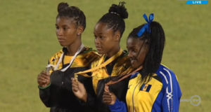 Jamaica Wins Gold and Silver in 3000m Race at CARIFTA 2016