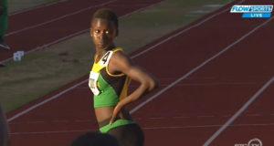 Junelle Bromfield (JAM) Wins Girls' 800m U-20 at 2016 CARIFTA