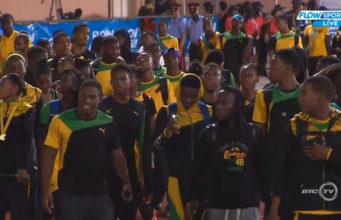 Jamaica Won 86 Medals at 2016 CARIFTA Games