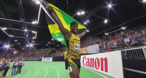Omar Mcleod Becomes 60m Hurdles World Indoor Champion
