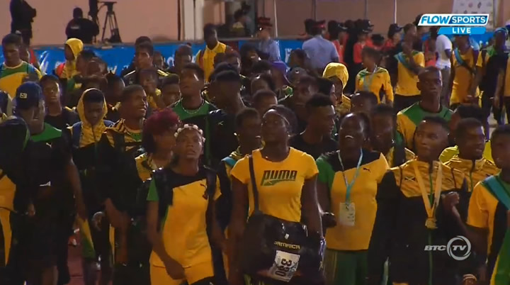 Jamaica Won 86 Medals at 2016 CARIFTA Games