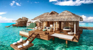 Sandals to Open Overwater Bungalow Suites in Jamaica