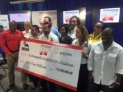 Shaggy Donates $55 Million to Children's Hospital