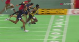 Omar Mcleod Wins Gold Men's 60m Hurdles at World Indoor Championships