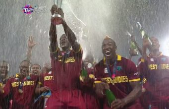 Historic: West Indies Became The Frst Two-time Winners