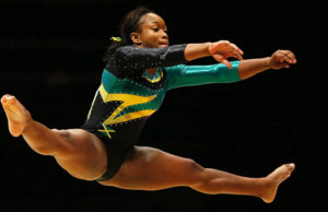 Toni-Ann Williams, Jamaican Gymnast, Qualifies For Rio 2016 Olympics