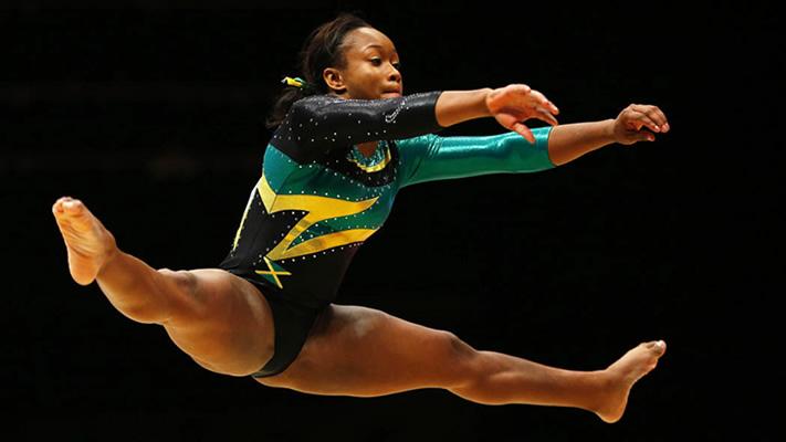Toni-Ann Williams, Jamaican Gymnast, Qualifies For Rio 2016 Olympics