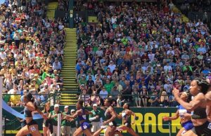 Shelly-Ann Fraser-Pryce Beaten by English Gardner in 100m at Prefontaine Classic