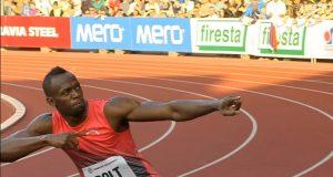 Usain Bolt Wins 100m in 9.98 at Ostrava Golden Spike