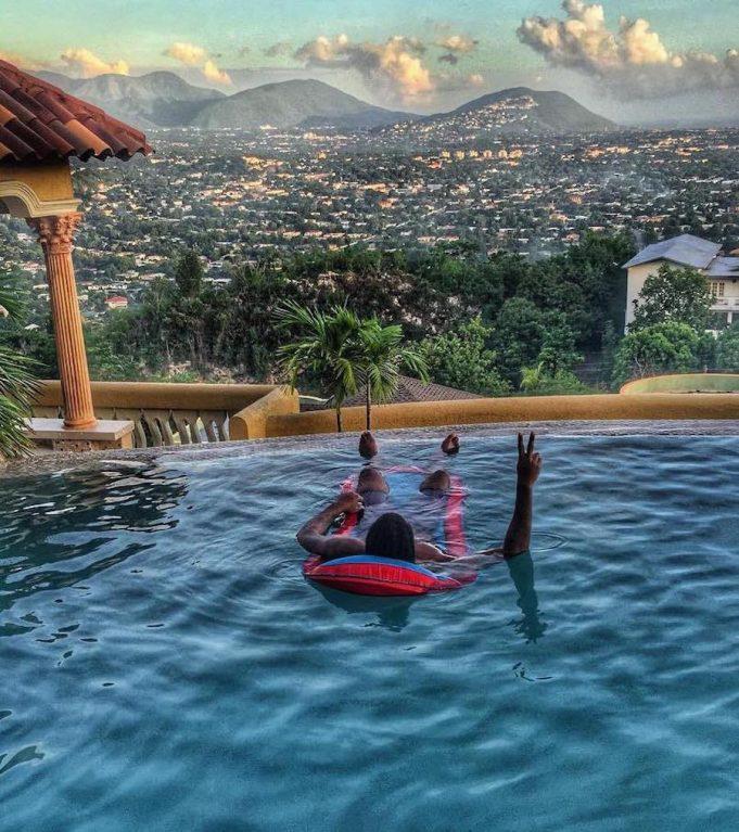 Chris Gayle's Mansion in Jamaica