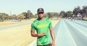 Asafa Powell Has Landed in Rio For Olympics