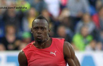 Usain Bolt Wins 200m in 19.89 at London Diamond League