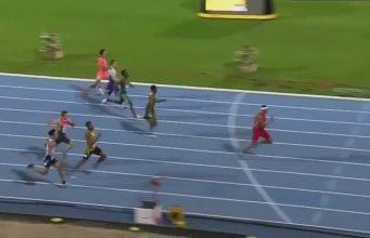 Nigel Ellis Wins Bronze in Men's 200m at World Under-20 Champs