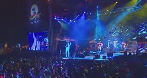 Sanchez Had The Crowd Singing along at Reggae Sumfest 2016