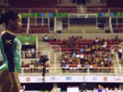 Toni-Ann Williams: Jamaica's First Gymnast to Qualify for an Olympics