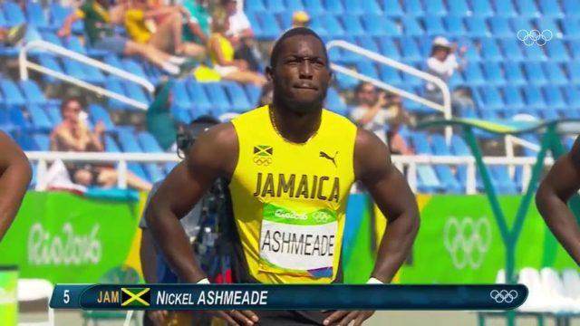 Nickel Ashmeade Wins Heat 6: Men's 200m at Rio Olympics