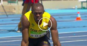 Usain Bolt to Break 200m Record at Rio Olympics