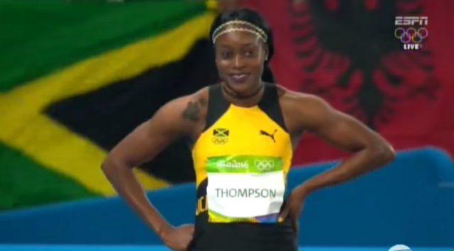 At Rio 2016 Olympics