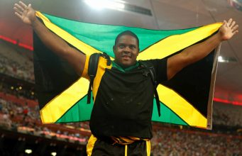 O'Dayne Richards 8th in Shot Put at Rio Olympics