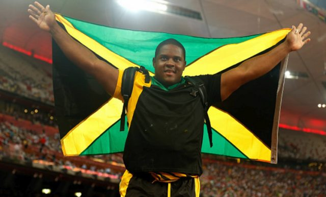 O'Dayne Richards 8th in Shot Put at Rio Olympics