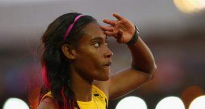 Stephenie-Ann McPherson Wins Heat 1 of Women's 400m at Rio Olympics