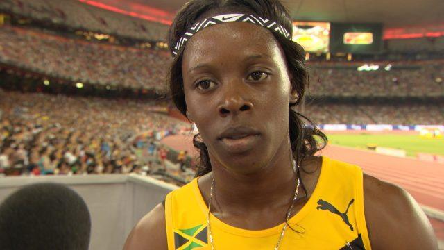 Shericka Jackson Wins Heat 7 of Women's 400m at Rio Olympics