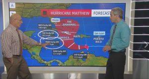 Hurricane Matthew Nearing Category 3 Strength, Threatens Jamaica, Cuba