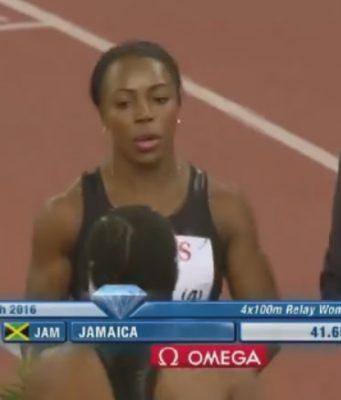 Jamaica Wins Women's 4x100m Relay at Zurich Diamond League