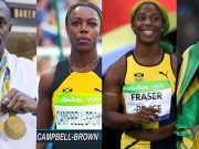 Bolt, Asafa, Fraser-Pryce, Veronica To be Honoured in Jamaica