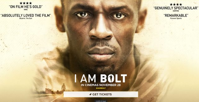 Watch 'I Am Bolt' at Home or in Cinemas