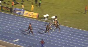 Elaine Thompson Clocks New Personal Best in Women's 60m
