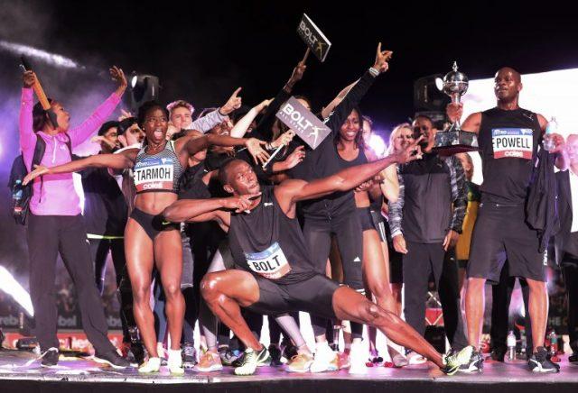 Usain Bolt All-Stars win first Nitro series in Austrailia