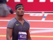Omar McLeod Wins 60m Hurdles at Millrose Games Indoor